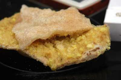 Đặc sản Hà Nam - hương vị thuần nông - bánh đa kê
