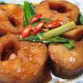 Cá lóc kho nước dừa