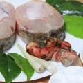 Nguyên liệu làm món cá trôi kho riềng