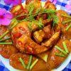 Cá kho chuối xanh hương vị ngon tuyệt hảo