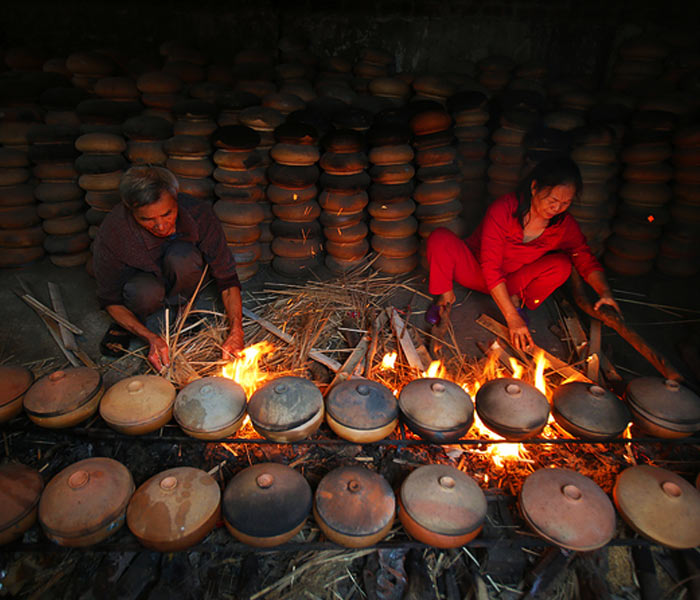 Món cá kho gắn bó với mâm cơm của người dân Hà Nam từ rất lâu đời