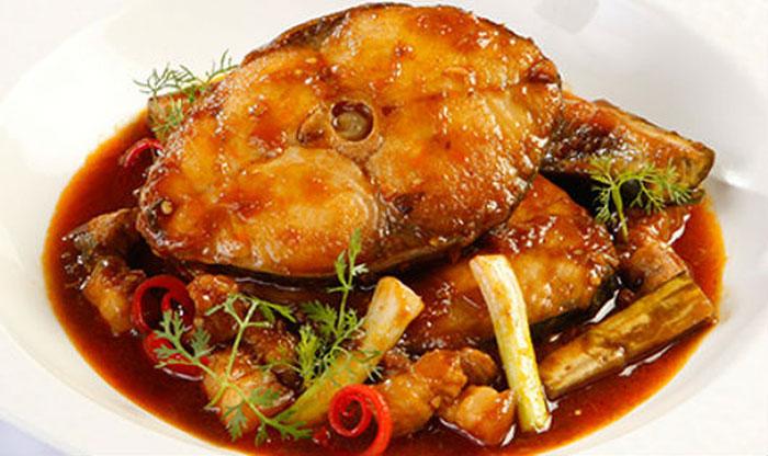 Cá thu một nắng DASAVINA chế biến các món ăn ngon